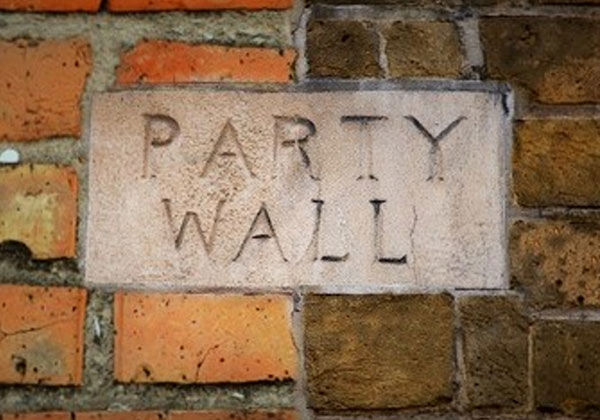 The Party Wall Act 1996